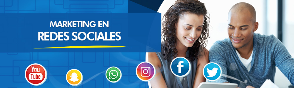 Curso de Marketing en Redes Sociales